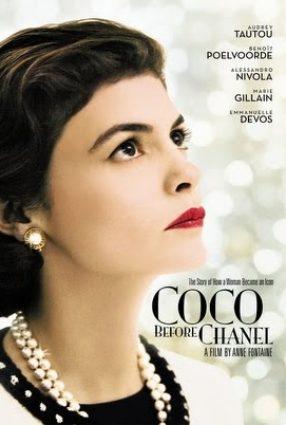 Cartaz do filme COCO ANTES DE CHANEL – Coco Avant Chanel